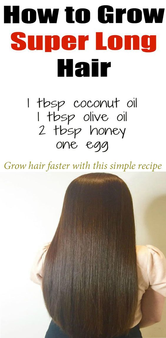 Grow Hair Faster With This Simple Recipe This Homemade Hair Mask Can Work Wonders On Your Hair E Grow Long Hair Hair Remedies For Growth Hair Mask For Growth