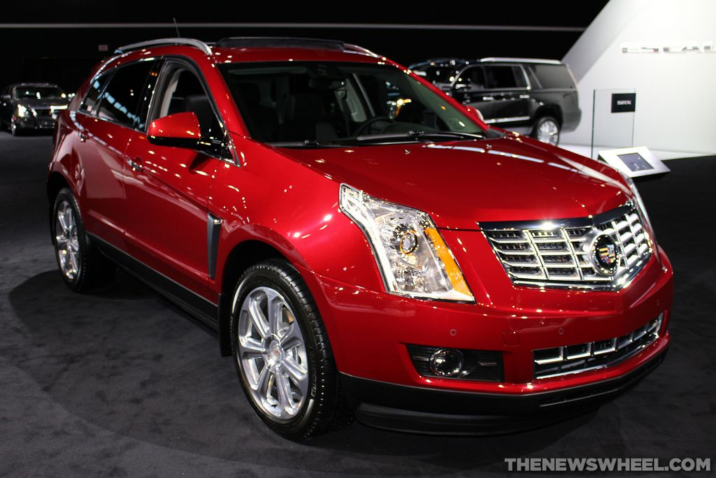 2015 #CadillacSRX at Plaza Cadillac.