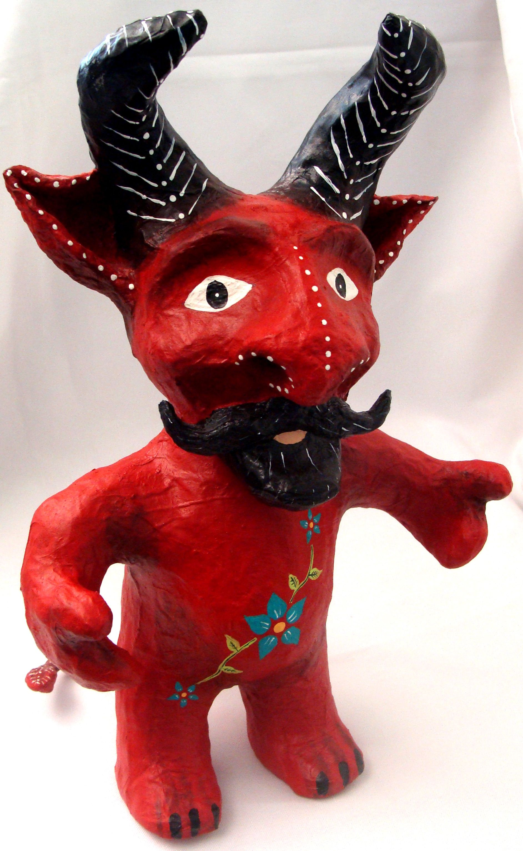 Judas (cartonería) クレイ人形, メキシコの民芸アート, ペーパーマッシュ, 絵画技法, ペーパーアート, 頭蓋骨, 美術館