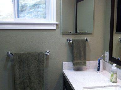 Moen Yb2486bn Method 9 Inch Towel Bar Brushed Nickel Amazoncom