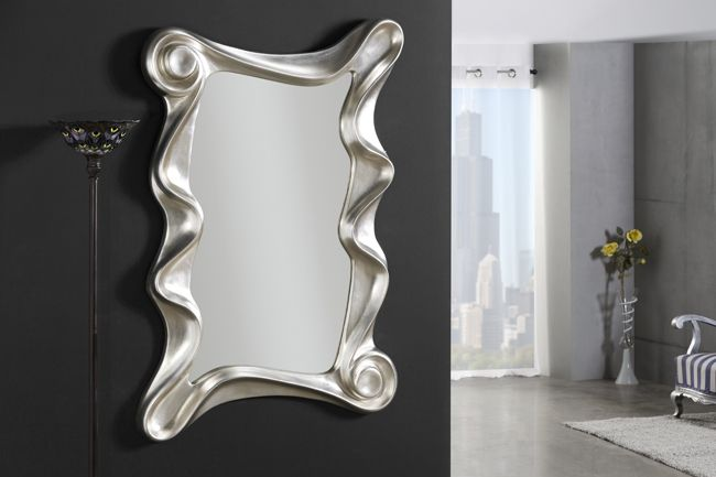 espejos en plata espejos para consolas espejos redondos espejos plateados - Espejos Plateados