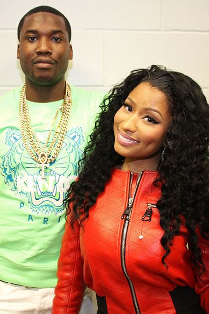 What Did Nicki Minaj Just Call Meek Mill? | Hollywood ...