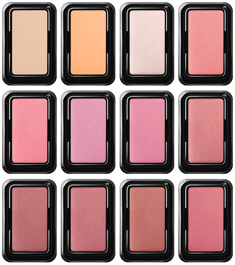 Make Up For Ever Artist Face Color Now Available Colored