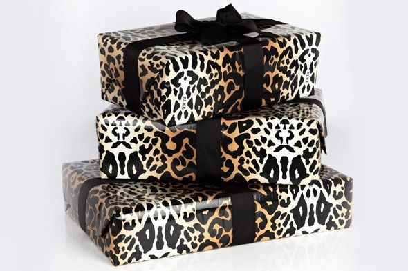 animal print wrapping paper | LEOPARD WRAPPING PAPER | Animal Print ((I have been looking for *LEOPARD* wrapping paper.... *&* been unsuccessful so far.