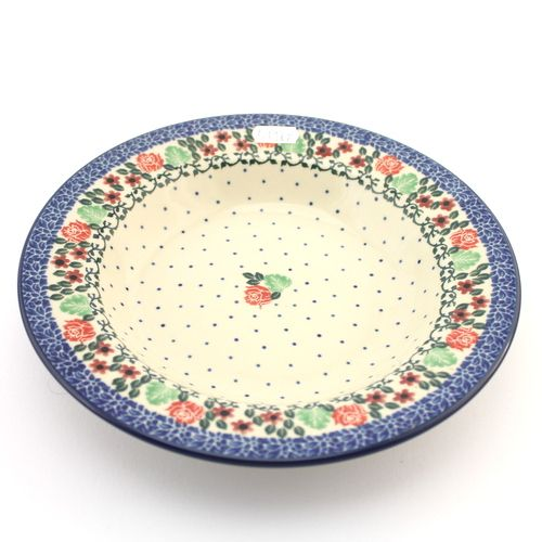 Plate - Polish pottery - This beautiful hand decorated ceramic plate can be used in dishwasher microwave and oven every day. - Tento krásný keramický talí? ...  sc 1 st  Pinterest & Plate - Polish pottery - This beautiful hand decorated ceramic plate ...