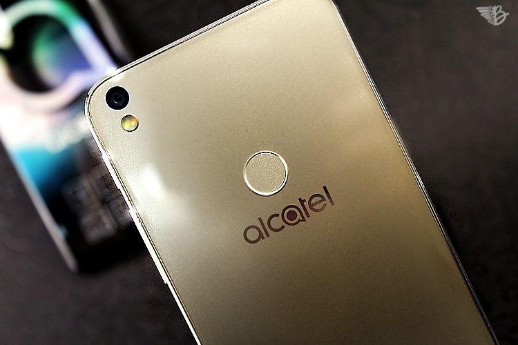 Alcatel shine lite das neue smartphone im alltagstest