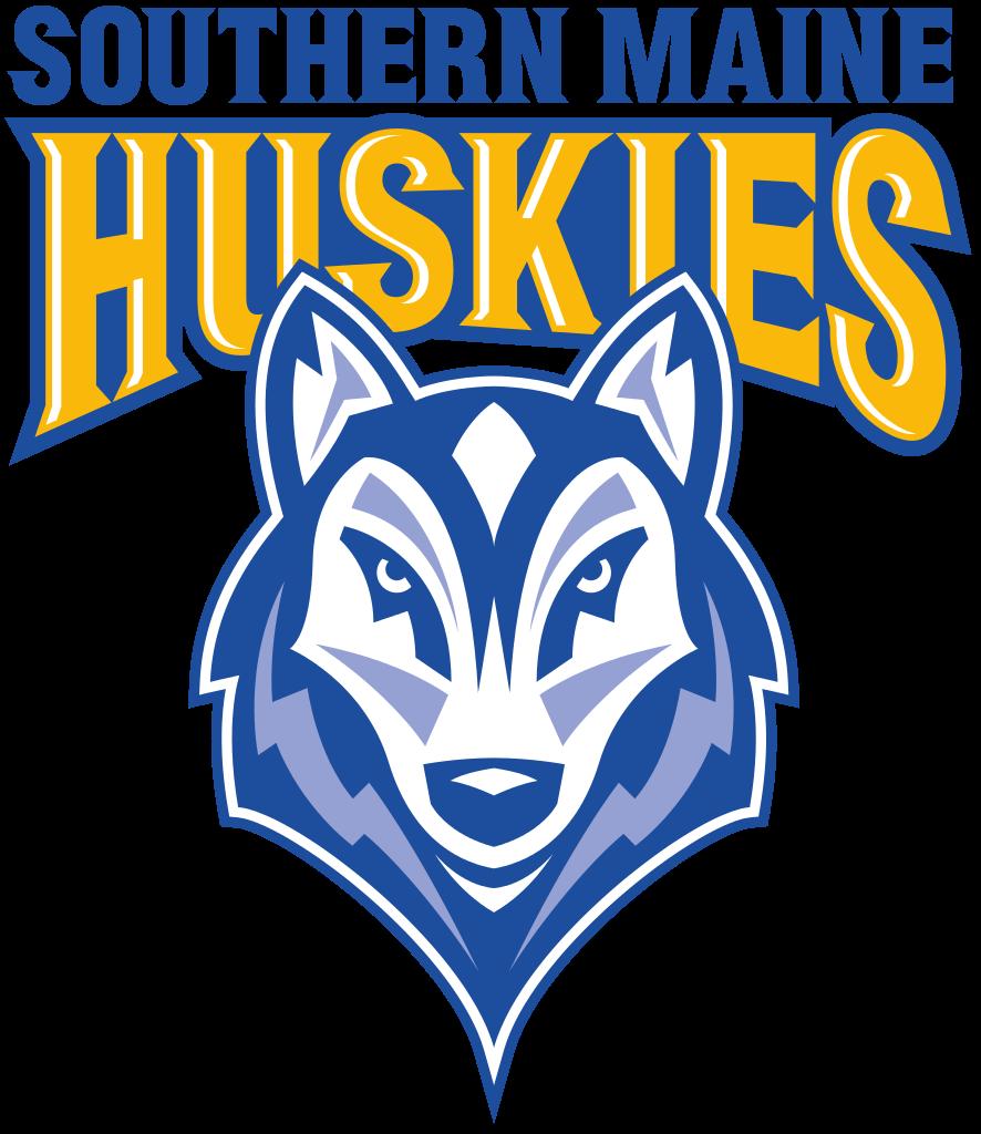 southern maine huskies hockey Google Search Husky logo