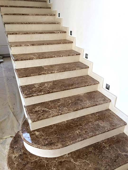 Awesome Granite Staircase Designs   Engineering ...
