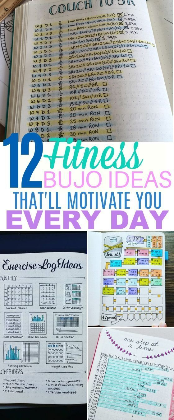 They health tracking bullet journal ideas are perfect if you are trying to stay on track! Loving the...