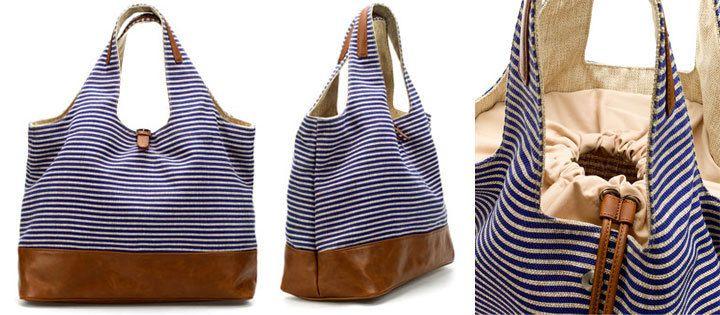 8cef99fea6c1 Как сшить пляжную сумку?   Patterns   Bags, Purses и Tote Bag