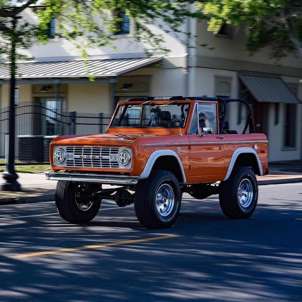 pickup Pickuptrucks Ford bronco, Bronco truck, Classic