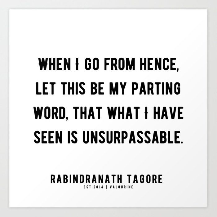 87 |Rabindranath Tagore Quotes | 201208| The Autho