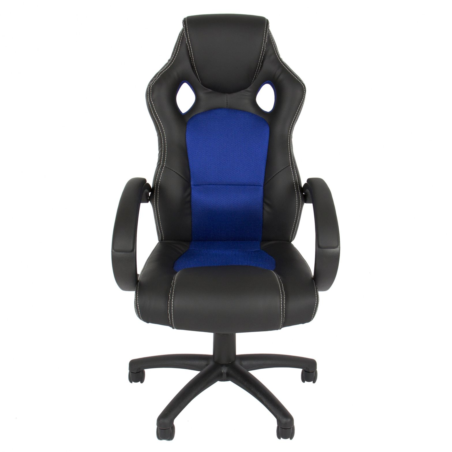 2019 Blue Leather Executive Office Chair Furniture For Home Check More At Http