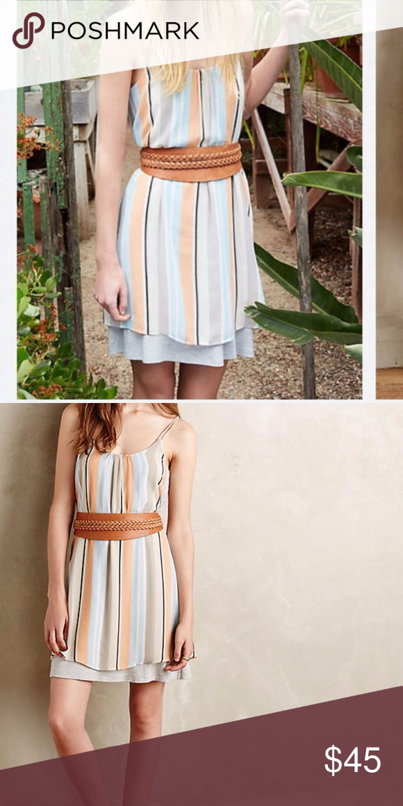 a6445e6ea6a8d Anthropologie Dolan Left Coast Layered Laurel Dres This is the Layered  Laurel Dress by Dolan Left