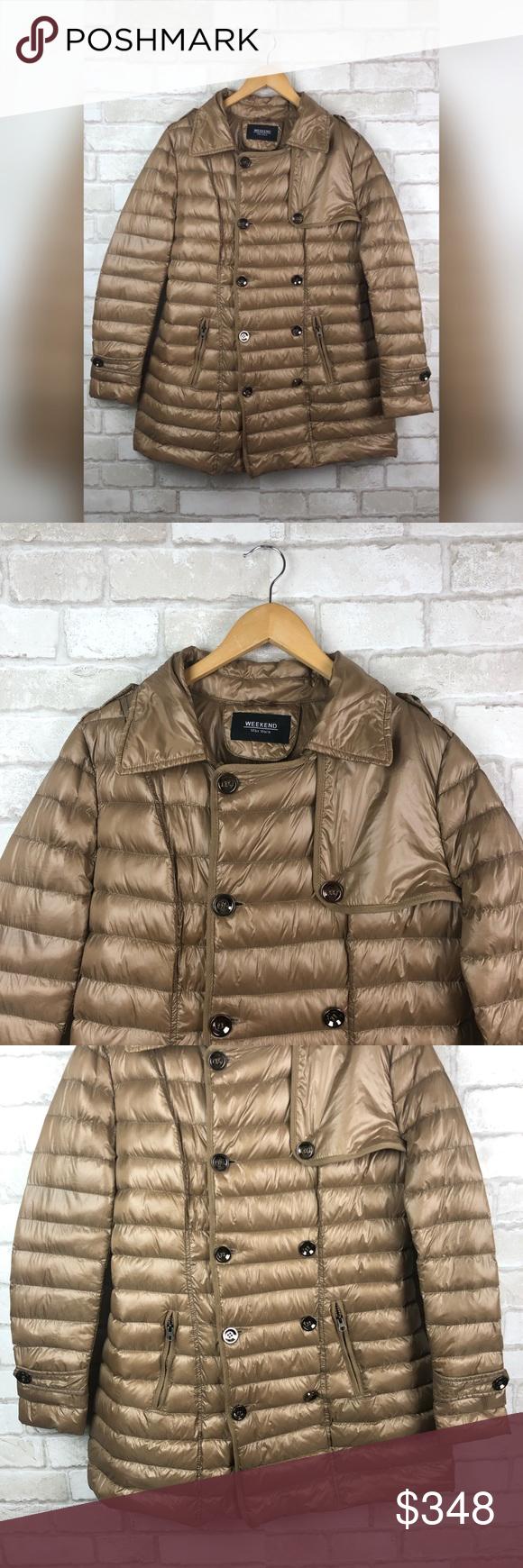 Weekend Max Mara Feather Down Puffer Jacket Clothes Design Jackets Puffer Jackets [ 1740 x 580 Pixel ]