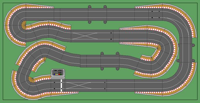 Picture Scalextric Digital Slot Car Tracks Slot Racing