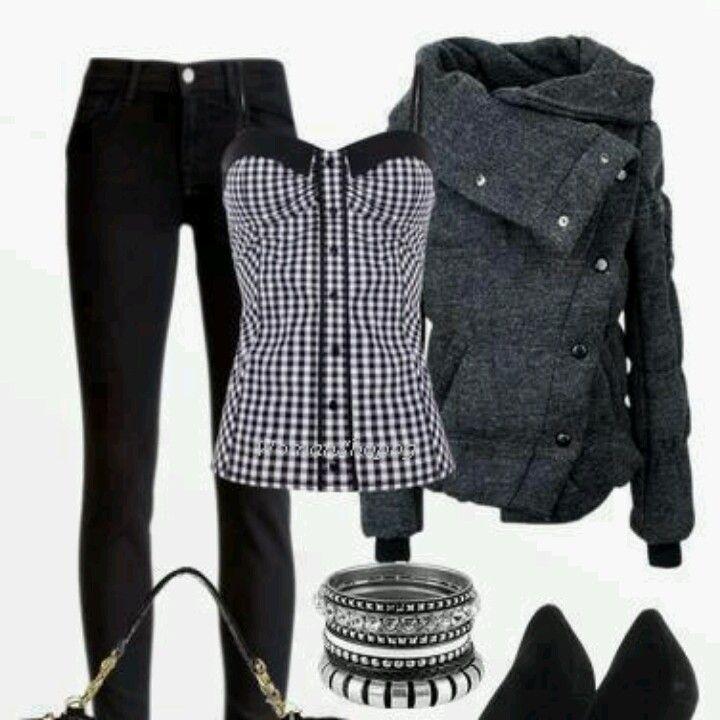 Love that gray jacket