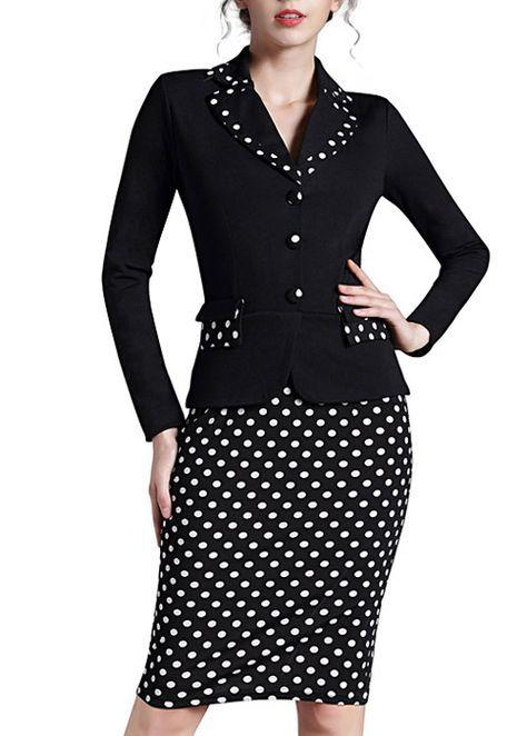 d3a54675a4d5 Compre Vestido Midi Tubinho Social com Saia Estampada | UFashionShop