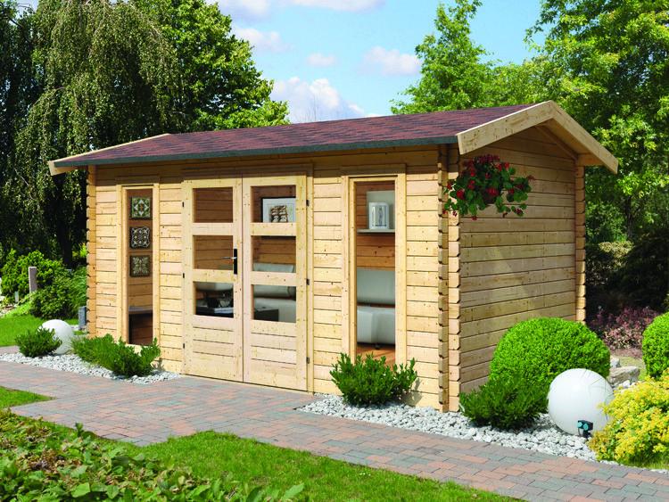 Karibu Gartenhaus Hasselberg Garten Saunas And Haus