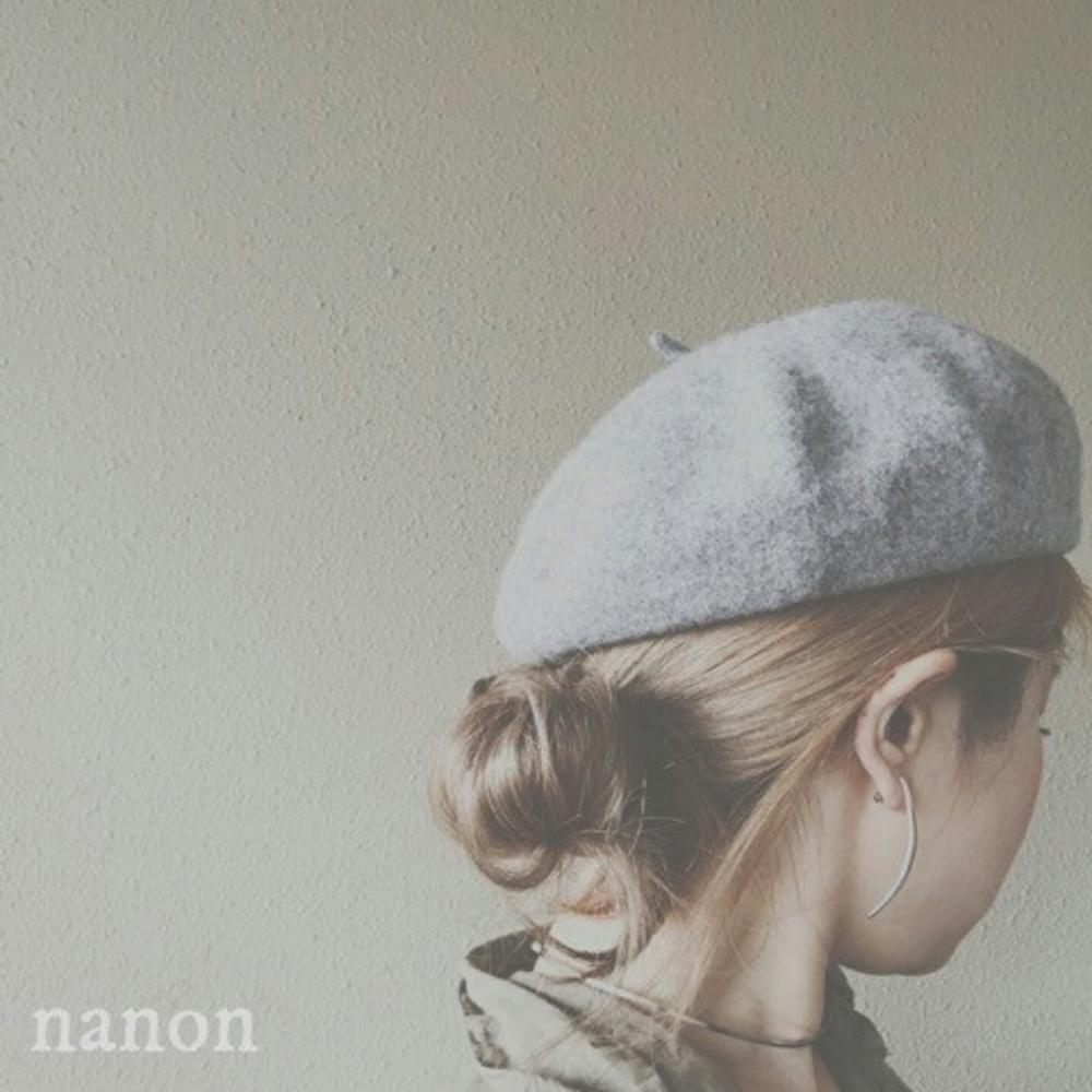 大人女子のベレー帽のかぶり方 おしゃかわで崩れにくいヘアアレンジ集