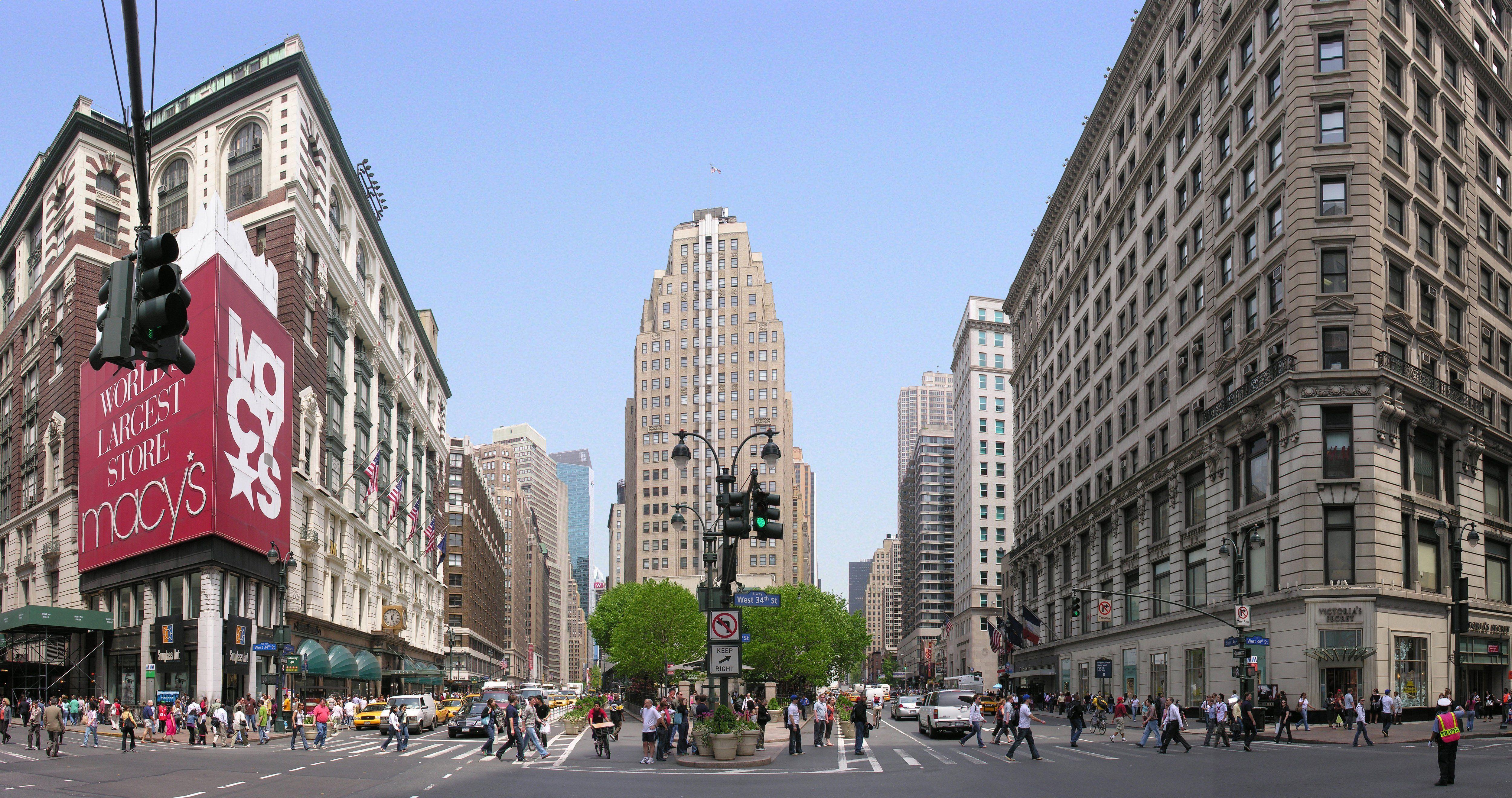Herald Square And Macys