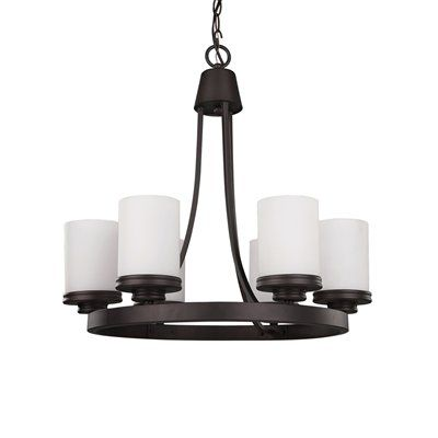 Canarm ich286a06orb 6 light jackson chandelier this product from canarm comes in an oil rubbed bronze