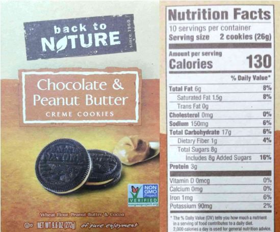 The Updated Nutrition Facts Label Provides The Serving Size In Bold Which Makes Consumers More Aware That 2 Co Nutrition Facts Label Nutrition Nutrition Facts