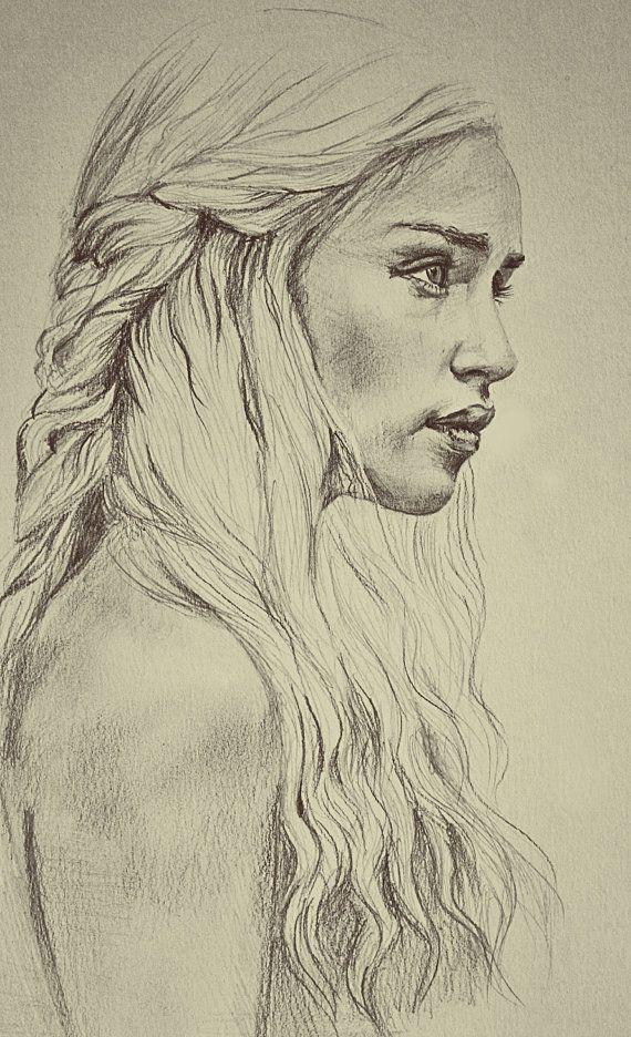 Benutzerdefinierte Portrait Bleistiftzeichnung von Ihrem Foto von VittoriaArt, 39,00 $ - Leben Ideen #pencildrawingtutorials