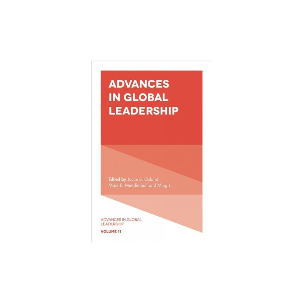 Advances in Global Leadership
