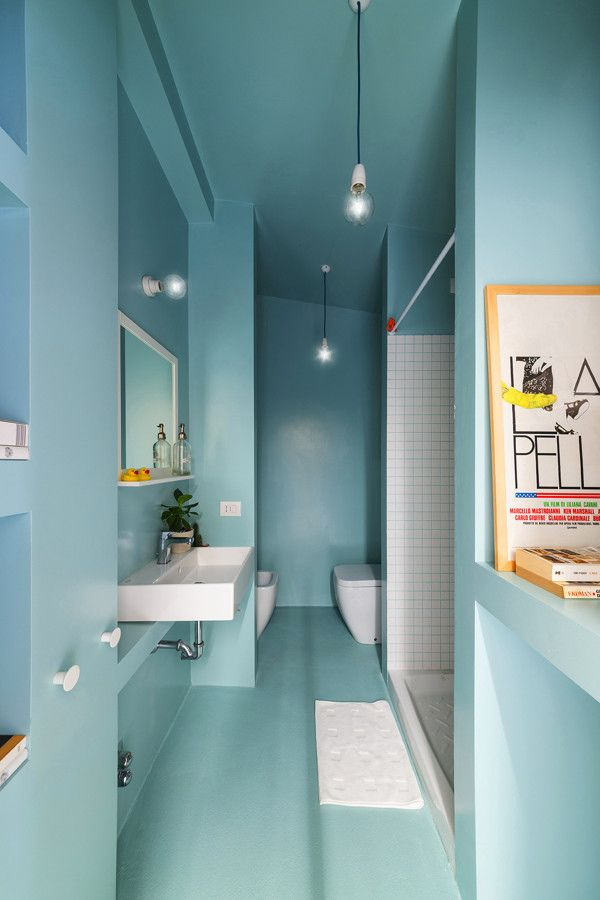 bagno resina | Progetti | Pinterest | Interiors, Walls and House