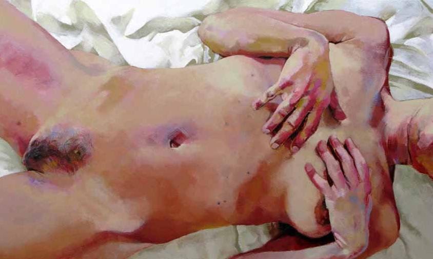 Hanjo Schmidt - Skin III, 2009