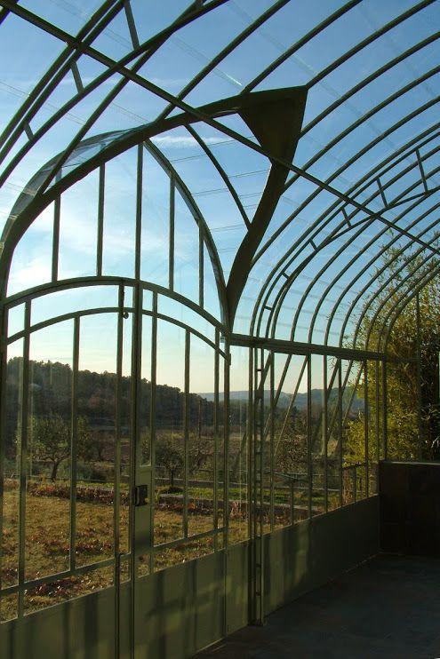 serre de jardin en fer forg olive v xthus greenhouse pinterest v xthus. Black Bedroom Furniture Sets. Home Design Ideas