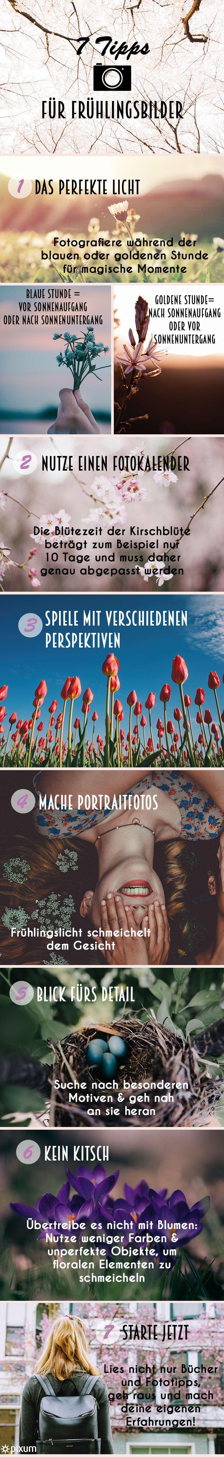 5 Pixum Tipps für schöne Frühlingsfotografie | Frühlingsbilder, Die ...