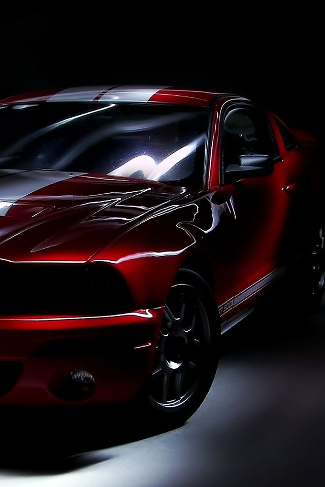 Mustang Shelby Gt500a Iphone Wallpaper More Sports Car Pics At Www