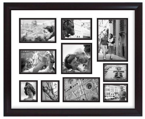 Mcs Industries 46738 16 By 20 Inch Collage Frame With 10 Openings Black By Mcs Http Www Amazon Com Dp B007z0kz9y Ref Cm Collage Frames Frame Picture Frames