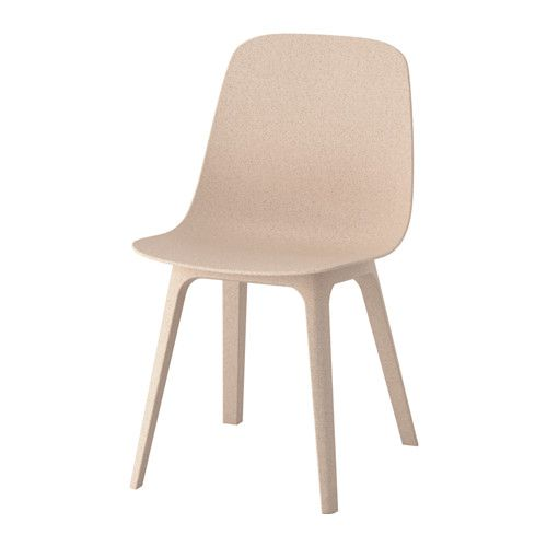 odger chair white beige ikea room
