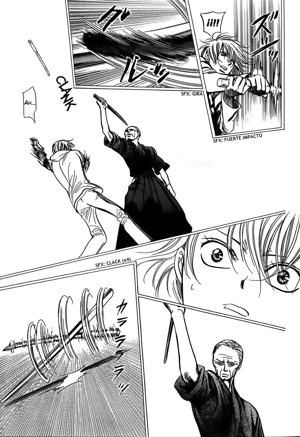 Skip Beat! Capitulo 239 Leer Manga En Linea Gratis