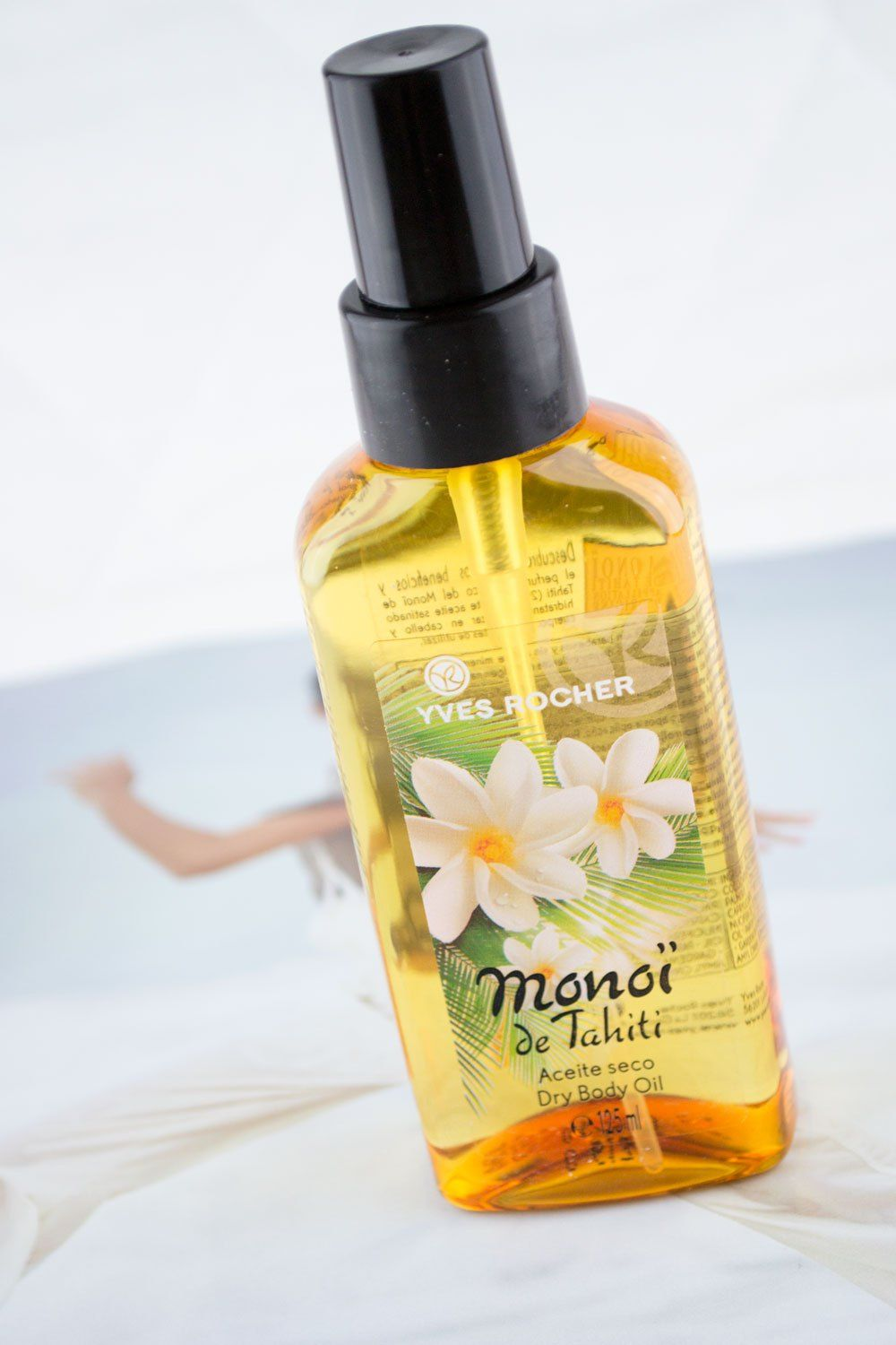yves rocher monoi de tahiti dry oil review