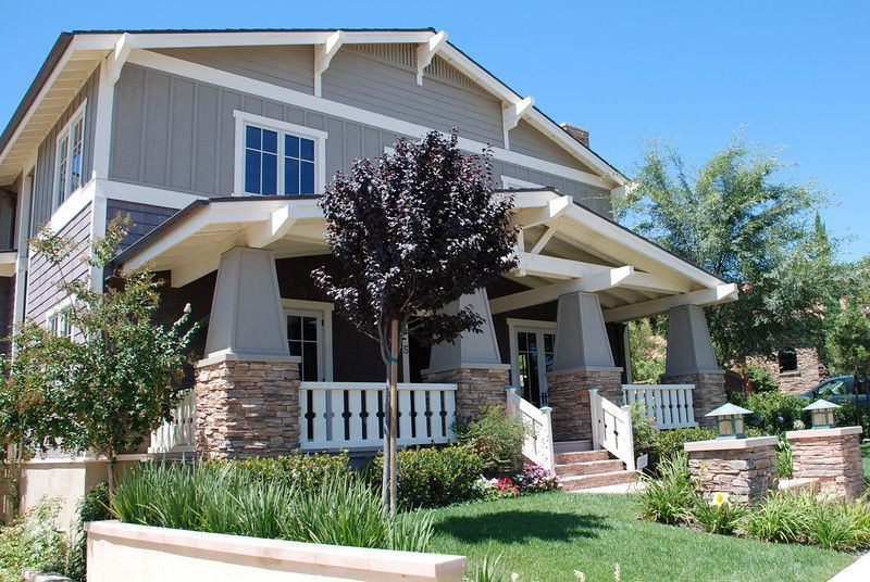Pinterest Craftsman Style Homes What Type Of Style House Do You