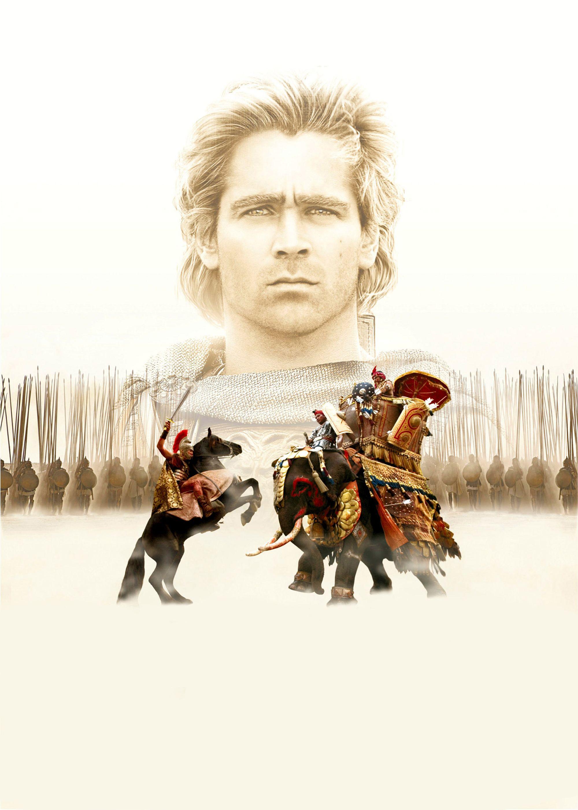 Alexander (2004) - Movie Key Art