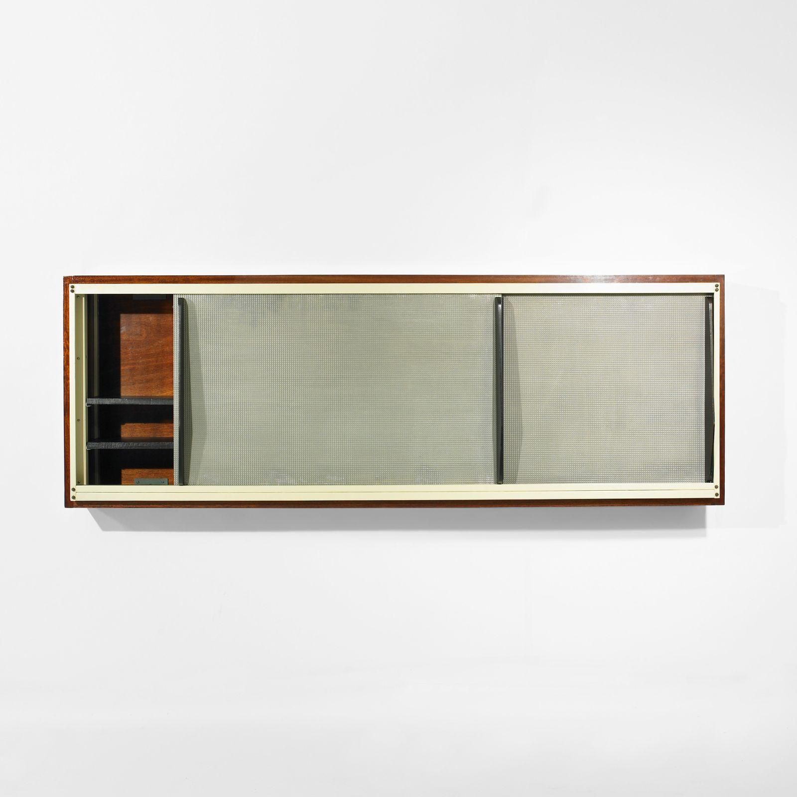 Charlotte Perriand And Jean Prouv Hanging Cabinet From L Unit D Habitation Air France