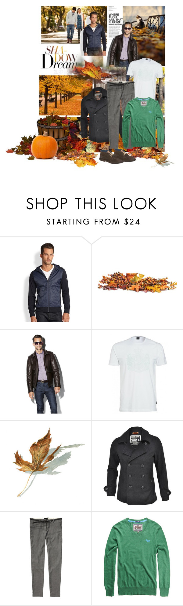 """Dress My Man"" by youaresofashion ❤ liked on Polyvore featuring Forum, H&M, Victorinox Swiss Army, GE, Vince Camuto, BOSS Black, Scotch & Soda, Superdry and Calvin Klein Jeans"