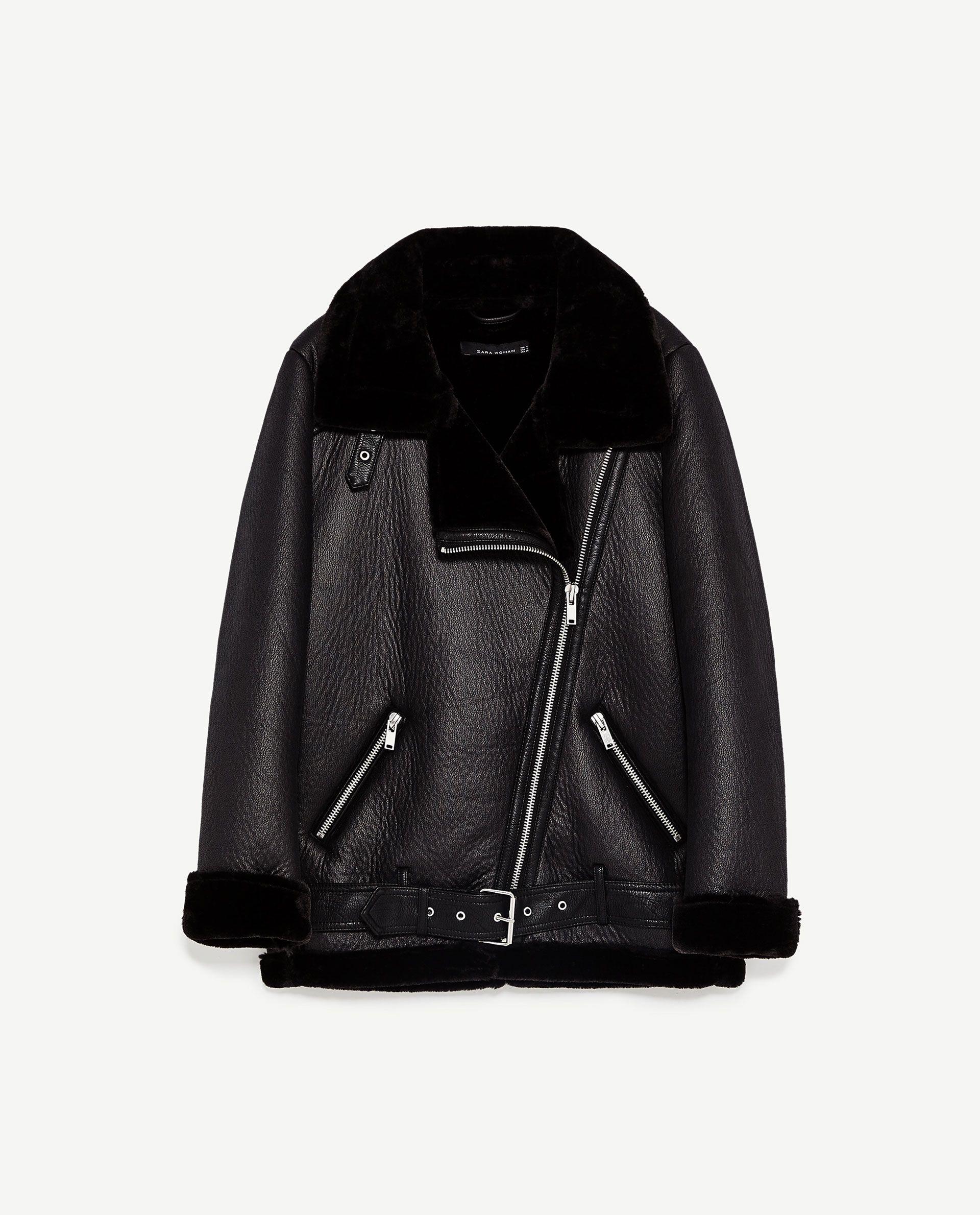 US/&R Women Solid Color Zip Up Turndown Collar Faux Suede Short Moto Jacket