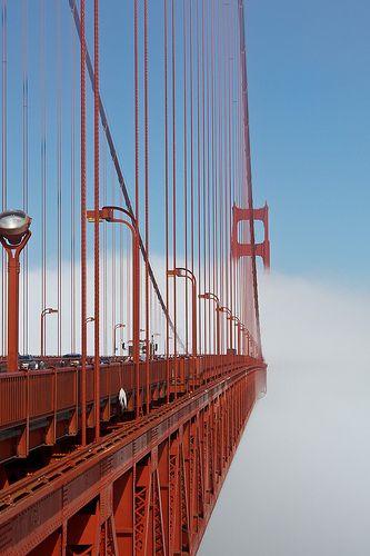 Golden Gate Bridge Also find us at http://instagram.com/mightytravels