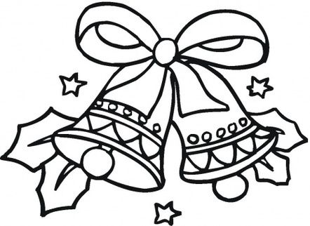 Christmas Bells Clipart Free To Use Clip Art Resource Printable Christmas Coloring Pages Christmas Coloring Sheets Free Christmas Coloring Pages