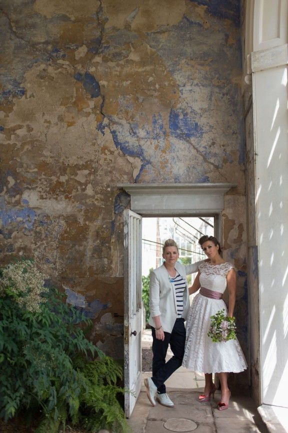 Calke Abbey Alternative Wedding