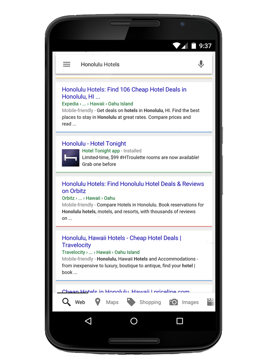 New ways to find (and stream) app content in Google Search
