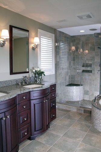 Best Agreeable Gray Bathroom Gray Bathroom Ideas Master 640 x 480