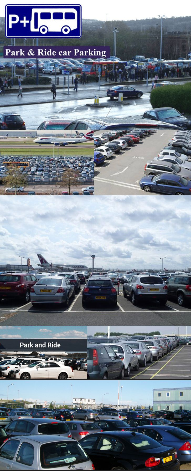 Heathrow Park And Ride Parking Looking For A Park And Ride Parking