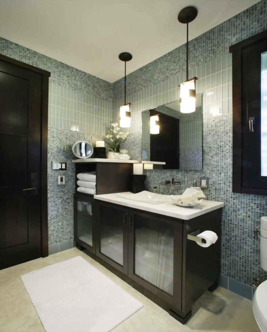 15 Modern And Contemporary Tall Cabinets Ideas Home Design Lover Modern Bathroom Vanity Bathroom Vanity Designs Modern Bathroom
